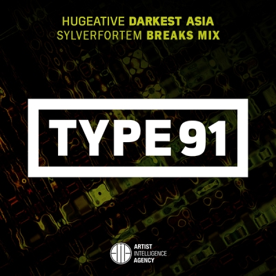 Hugeative - Darkest Asia (Sylverfortem Breaks Mix)