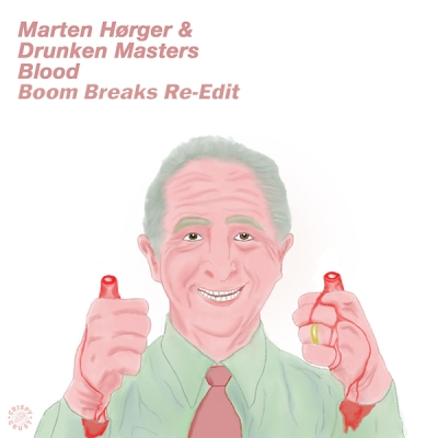 Marten Hørger & Drunken Masters - Blood (Boom Breaks Re-Edit)