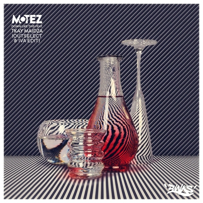 Motez feat. Tkay Maidza - Down Like This (Iva & Outselect Edit)