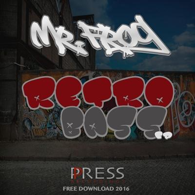 Mr.Frog - Retrobass