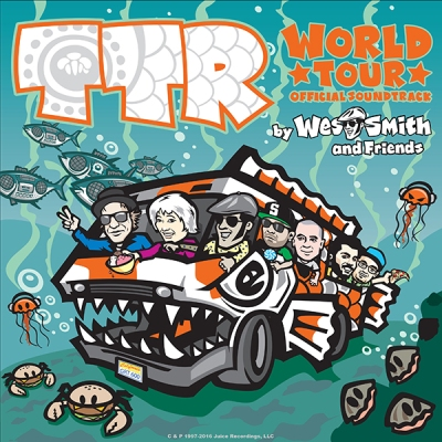 TTR World Tour Official Game Soundtrack - By Wes Smith & Friends