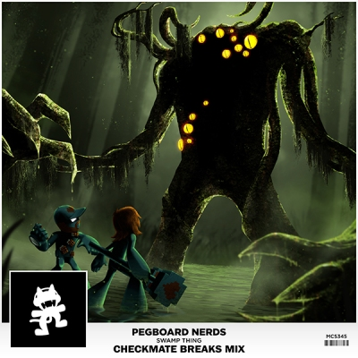Pegboard Nerds - Swamp Thing (Checkmate Breaks Mix)