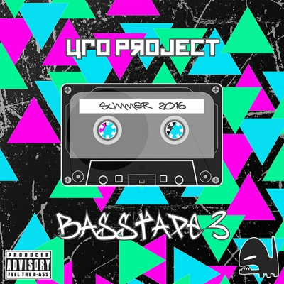 UFO Project - BassTape 3 - Summer 2016