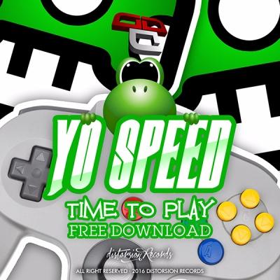 Yo Speed - Time To Play