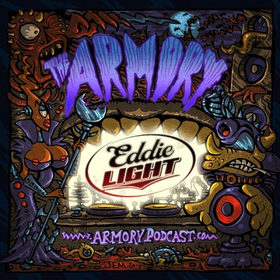 The Armory Podcast 141 - Eddie Light