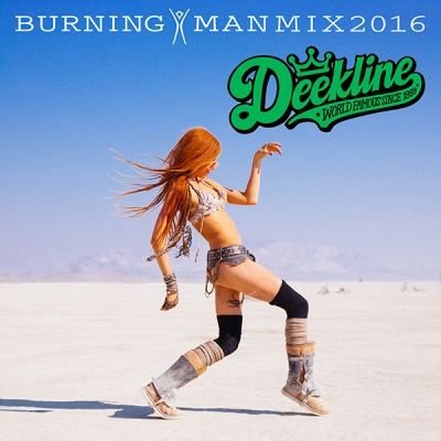 Deekline - Burning Man Mix 2016